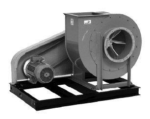 Вентиляторы пылевые ВЦП7-40; ВЦП6-45 - аналог ВР140-40, ВР100-45, ВР115-45