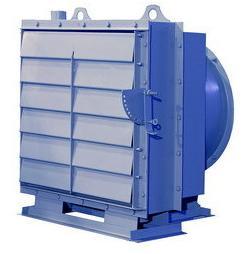 Воздушно отопительные агрегаты АО2